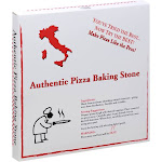 Harold Import Baking Stone, Pizza, Authentic
