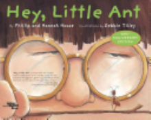 Hey little ant [Book]