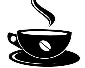 علامة على القهوة متفرقات المتجهات ناقل حر تحميل مجاني