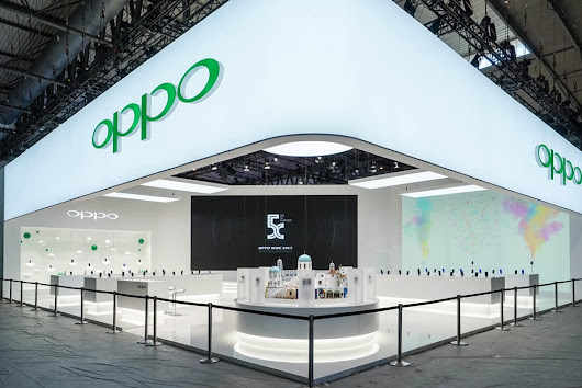 OPPO showcases 5X camera technology at MWC 2017 | NoypiGeeks