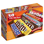 Mars, Variety Pack, 30-count