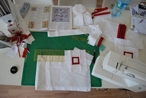 Shirttails Quilt Pattern by Wendy Williams - getting started