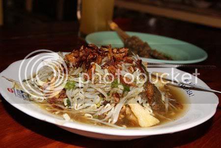 Lontong Balap dari Surabaya
