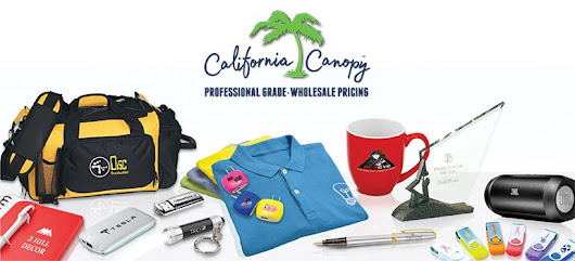 Trade Show Promotional Items | Professional Grade Custom Canopies in California