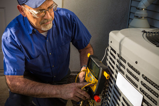 Air-Conditioning Tune-up Service | Smart Touch Energy