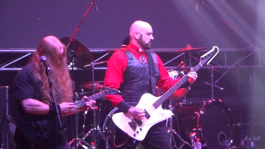 ACHERON - Live In Chile 07/nov/2015 (Part 1/2) - YouTube