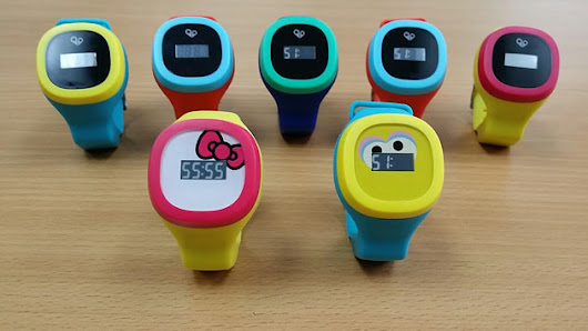 HereO's GPS kid's watch isn't the first of its kind, it's just cuter and cheaper