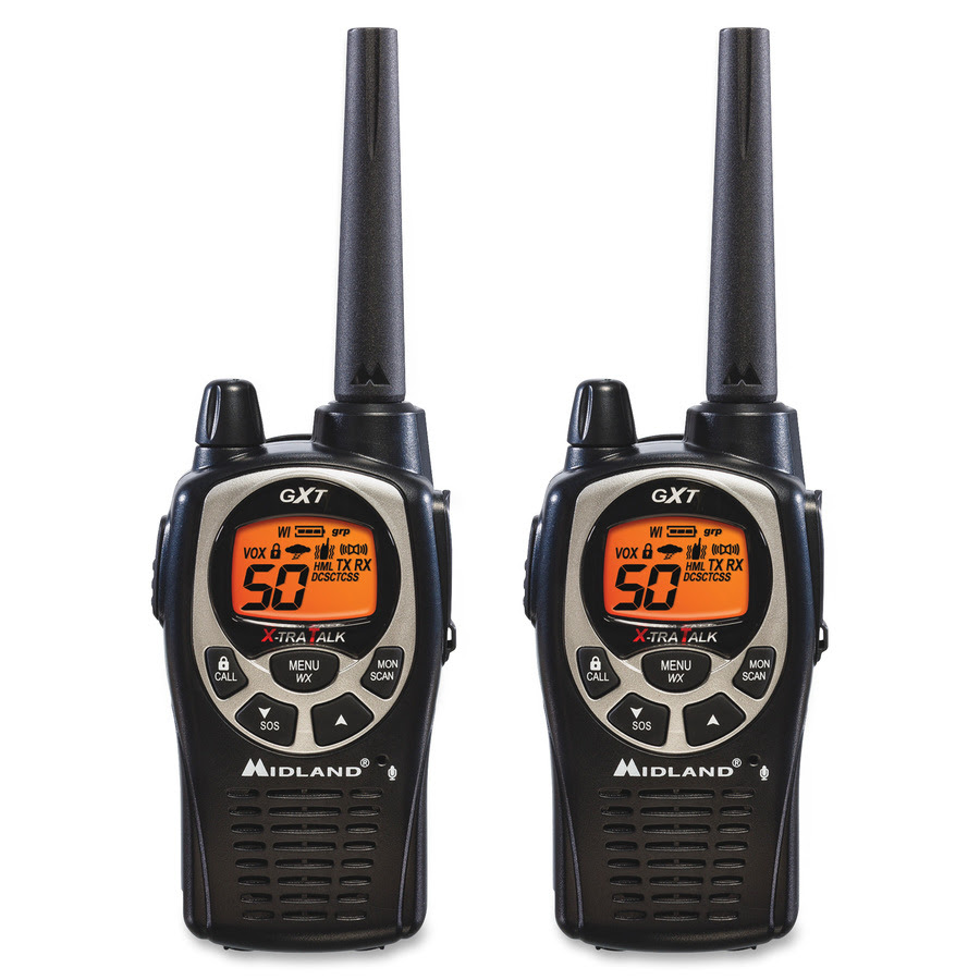 Two Way Radios Channels