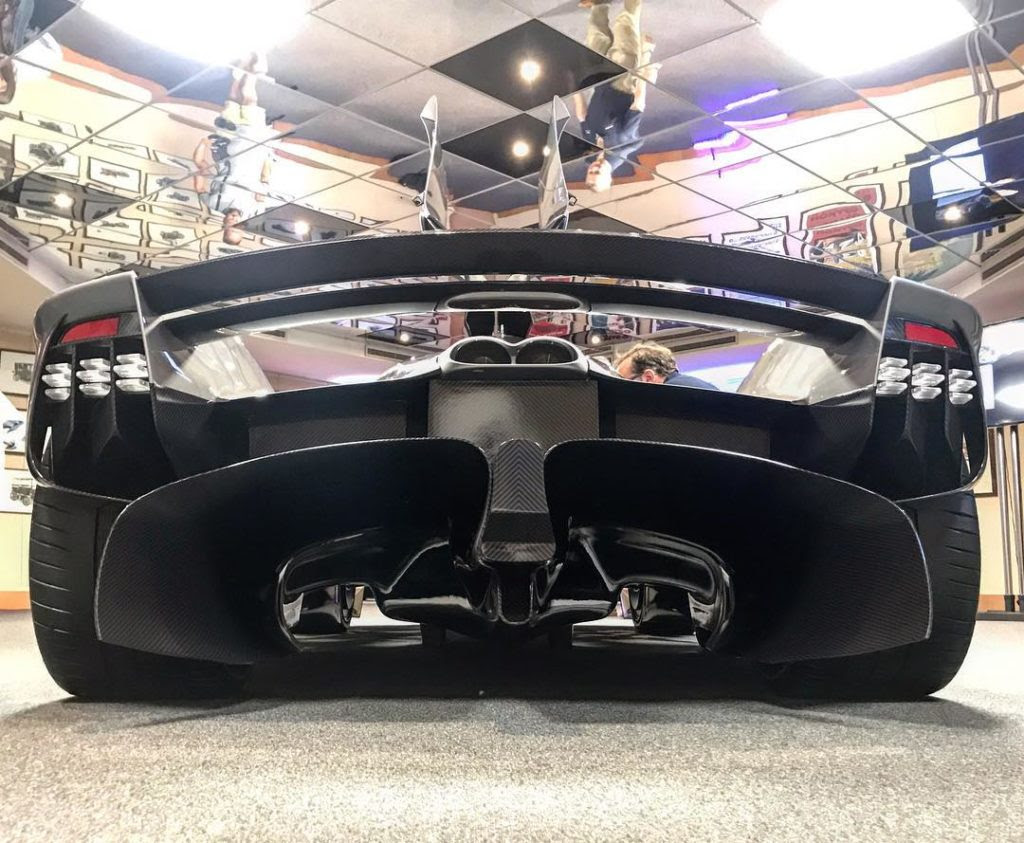Aston Martin Valkyrie Specs Leaked Power Torque Kerb Weight The Supercar Blog