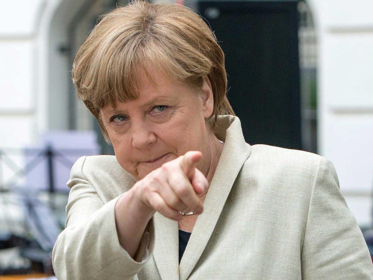 AGE 60: Angela Merkel
