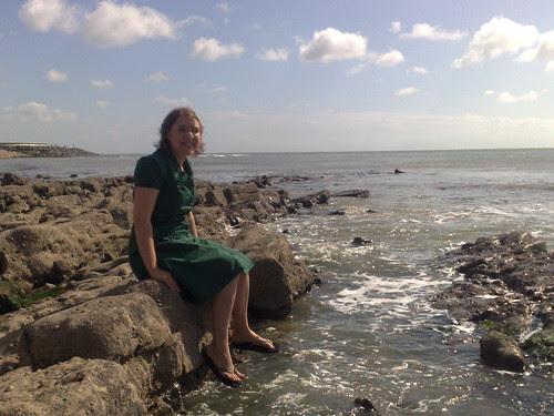 Folkestone rock pools