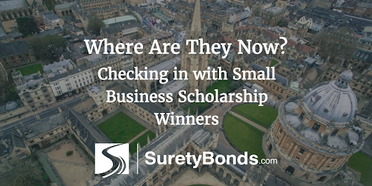 SuretyBonds.com Scholarship Winners: Where Are They Now? | Surety Bond Insider