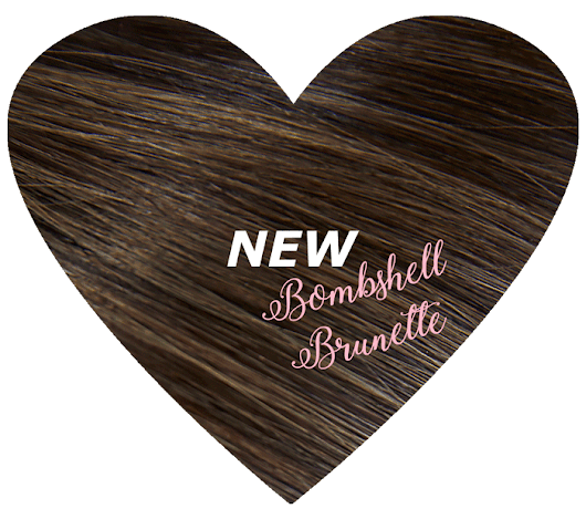 Are You A Bombshell? | Cashmere Hair Clip In Extensions