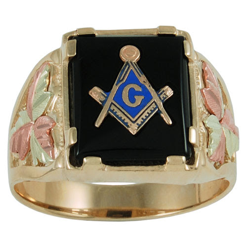 Masonic Jewelry Represents A Strong Bond