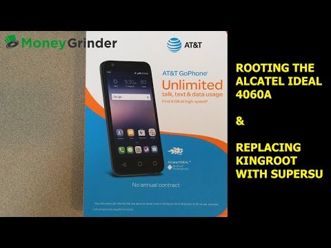 Rooting the Alcatel Ideal 4060A & Replacing Kingroot With SuperSU | Home | Money Grinder