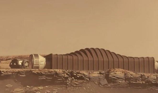 NASA набирает добровольцев, которые проживут год в условиях реального Марса