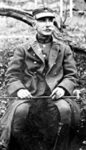 Ο υποστράτηγος  Δημήτριος Δημαράς, διοικητής της IVης Μεραρχίας