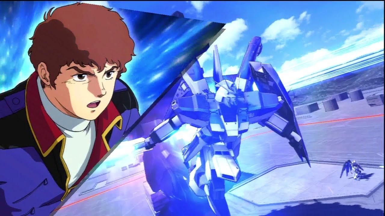 Gundam Versus reveals 11 Mobile Suits, new online mode screenshot