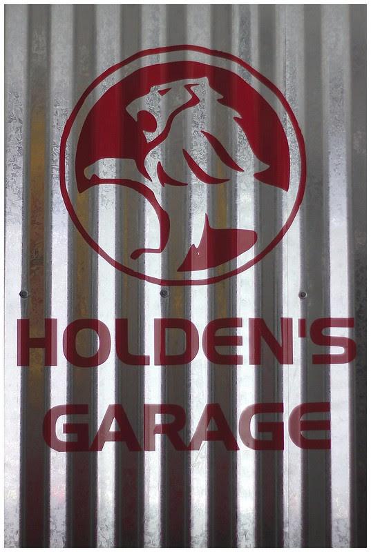 Holden's Garage Nursery 7-25-13 2