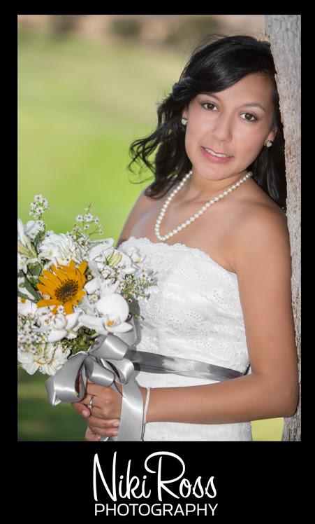 BrideAgainstTree