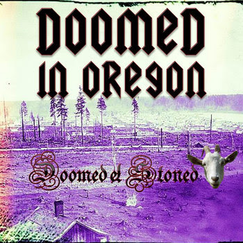Doomed in Oregon cover art