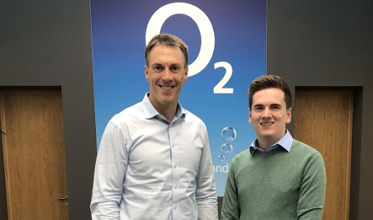 Tech Industry Gold student work shadows Telefonica CEO | The Tech Partnership