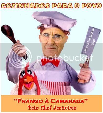 Frango à Camarada