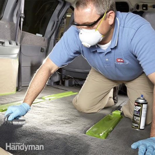 Tips to Restore Your Car's Interior | The Family Handyman