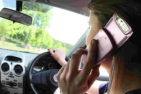 Two in five people think hands-free devices should be part of mobile phone driving ban