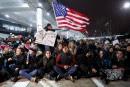 Fermeture des frontières: premier test difficile pour Trump