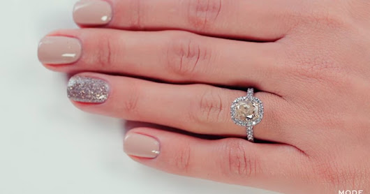 Feast Your Eyes On 100 Years Of Engagement Rings In Under 3 Minutes