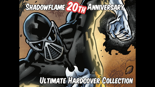 Shadowflame 20th Anniversary Ultimate Hardcover