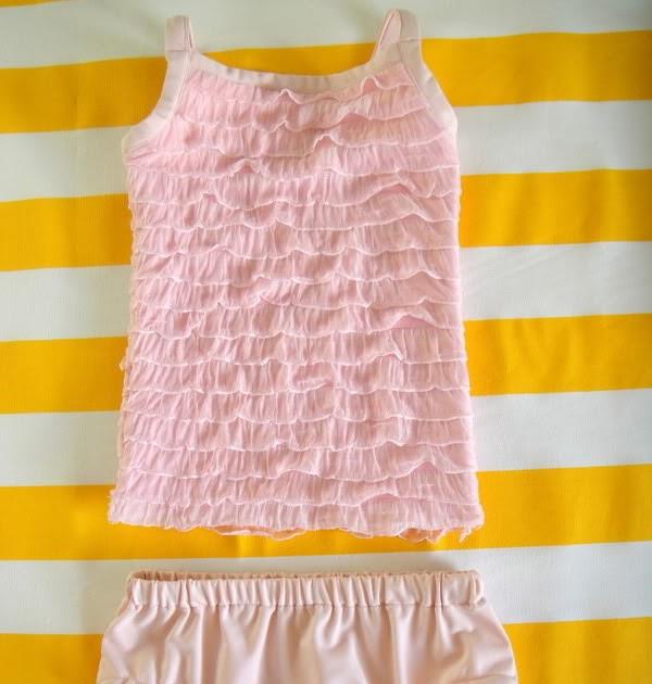 Jl Home Design Utah: Threaded: Sewn : Kids Ruffle Swimsuit