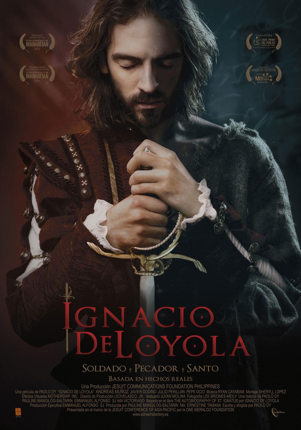 Resultado de imagen de IGNACIO DE LOYOLa, pelicula