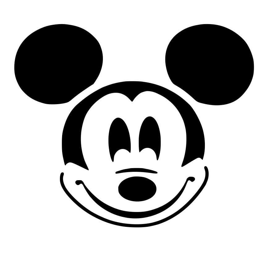 Free Mickey Mouse Ears Silhouette Download Free Clip Art Free Clip