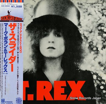 T.REX slider, the
