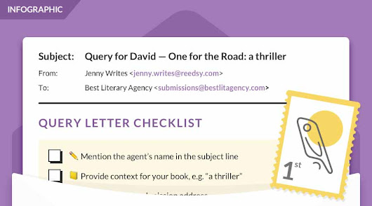 How to Write a Killer Query Letter in 7 Simple Steps