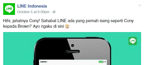 Kepribadian Line