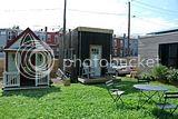 Boneyard Studio, la primera comunidad de Tiny House construye sus viviendas en Washington