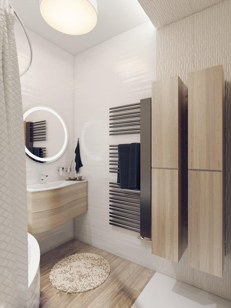 | Modern bathroom storageInterior Design Ideas.