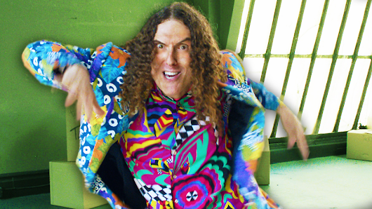 Weird Al Yankovic gets 'Tacky' with Pharrell's 'Happy' « Nerdist