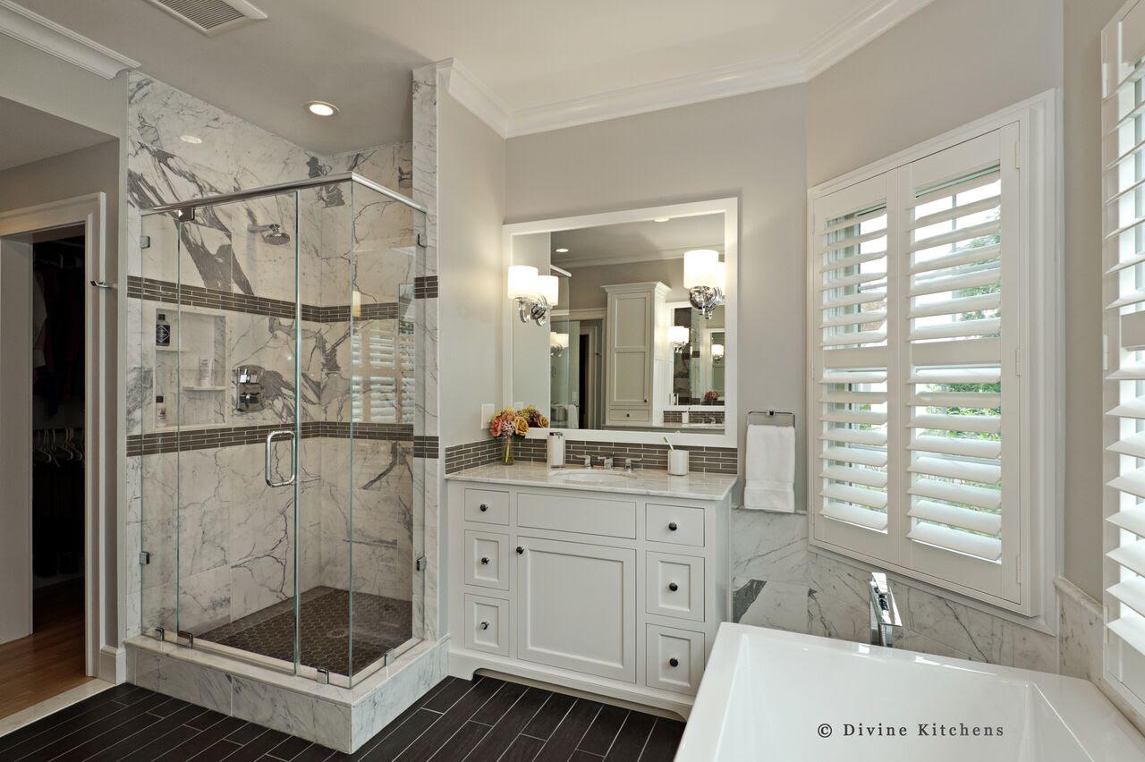 3 Bathroom Remodels 3 Budgets Part 2 Divine Designbuild