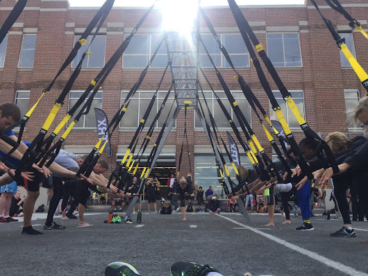 "TRX on Twitter: ""The research on Suspension Training is quite compelling... Via @ideafit  #TRX #Fitness """