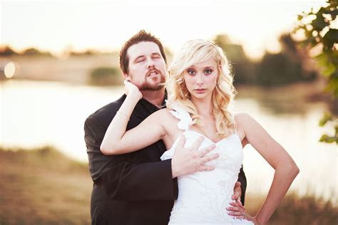 Hilarious wedding pose! Photo by @Heather Elizabeth