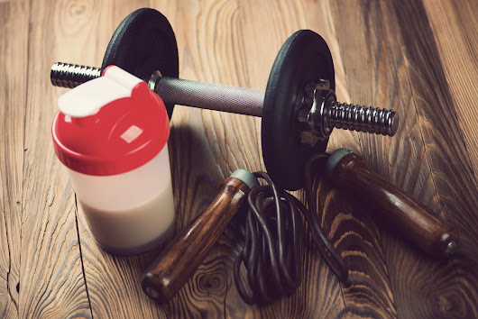 Protein Shakes: Healthy, On-the-Go Nutrition
