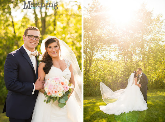 Nikky & Brandon Wedding| Backyard Wedding in Columbiana, Ohio | Columbiana Wedding Photography