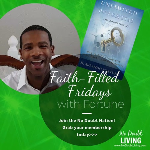 Audio - Faith - Filled Fridays Ep 012 - Facing Your Challenges Inch-By-Inch by No Doubt Living podcast