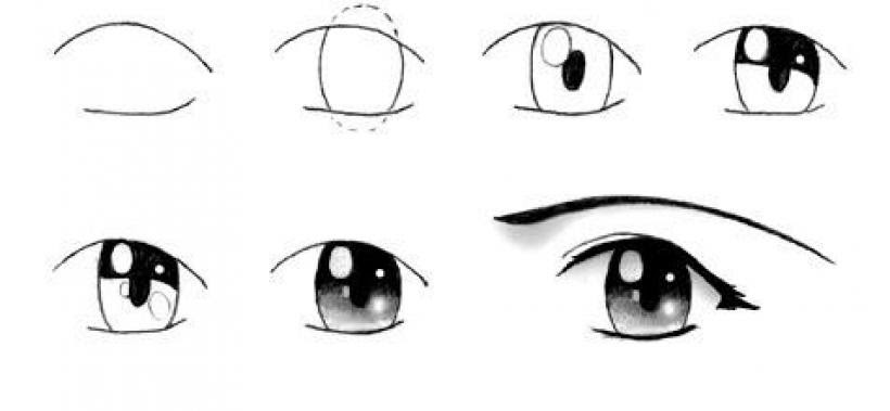 Aprender A Dibujar Dibujar Una Chica Manga Eshellokidscom