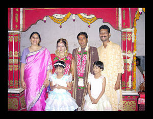 English: Hindu Wedding - See also File:Hindu F...