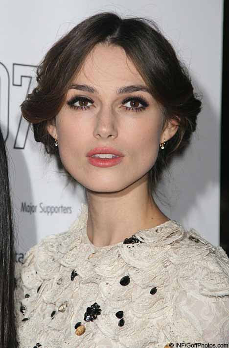 The blogosphere was buzzing over Keira Knightley